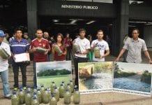 Contaminación del Lago de Valencia