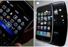 Blackberry triunfa