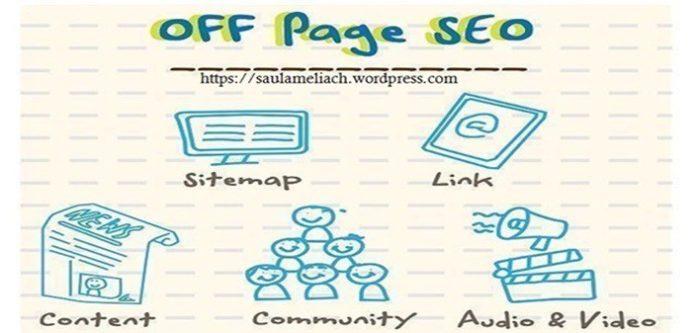 SEO Off Page - Saul Ameliach