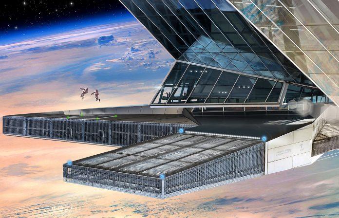 saul ameliach ciudades en el espacio