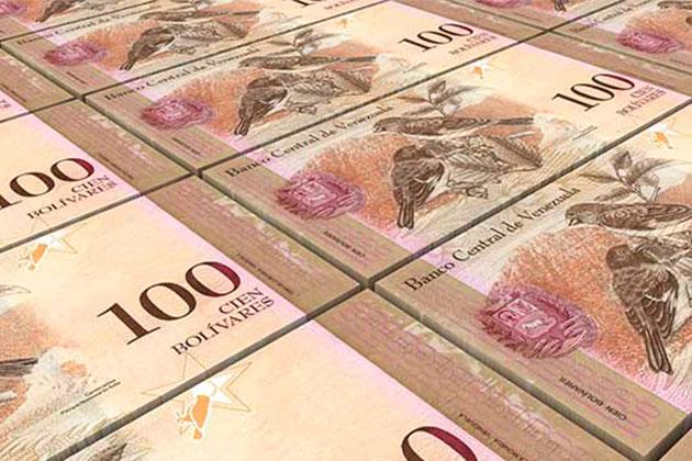 emisión de billetes