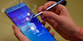 Aerolíneas prohíben uso del Galaxy Note 7