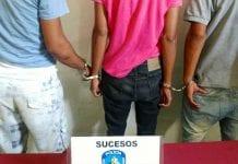 Policía Regional frustró presunto robo en local comercial de La Candelaria