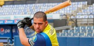 Frank Díaz se incorporó a los entrenamientos con los Navegantes del Magallanes