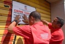 Fiscalización Comercios Puerto Cabello