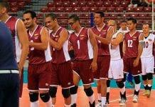Selección de voleibol