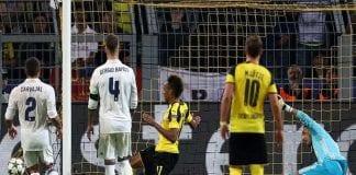 Real Madrid ante el Dortmund