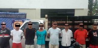 """PNB desmanteló a banda roba vehículos """"El Quiriquiri"""""""