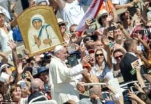 Madre Teresa de Calcuta fue canonizada