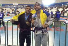 Venezolana logra medalla de bronce en competencia de Jiujitsu