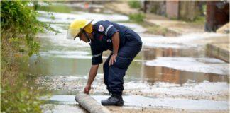 Ciudadanos de Guacara agradecieron ayuda tras inundaciones