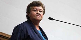 Gladys Guaipo Diputada