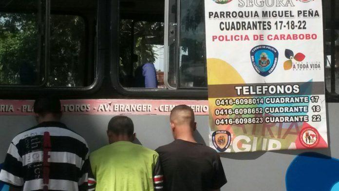 Funcionarios de PoliCarabobo
