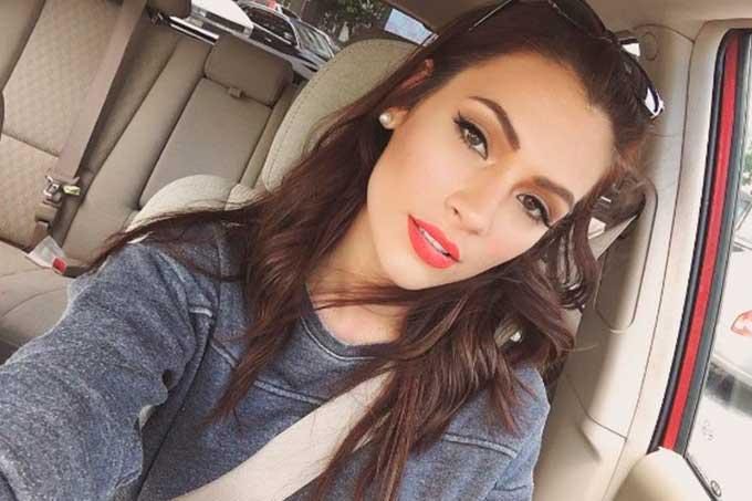 Laura Chimaras Cambio de look