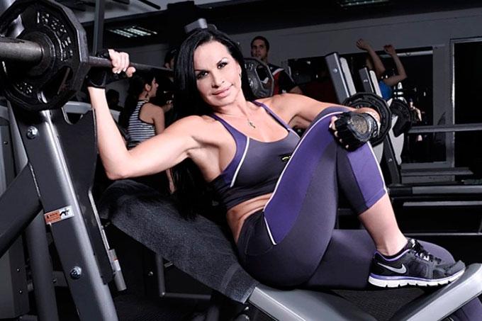 Actriz Ivette Domínguez