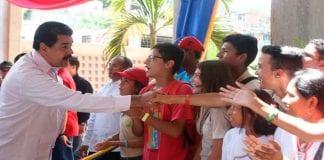 Maduro abrió