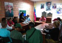 reunión Consejo Municipal