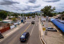 Guacareños aplauden ampliación de la encrucijada de Yagua