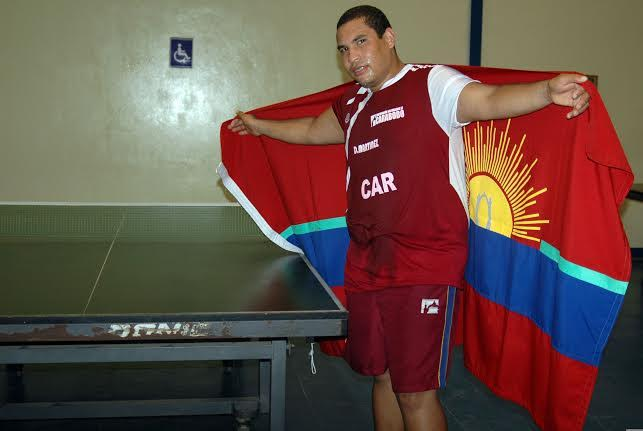 Denisos Martínez Paralímpicos Brasil