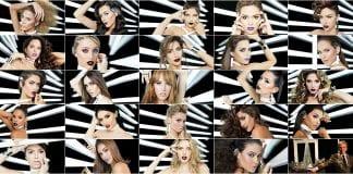 Fotos oficiales de las 24 candidatas al Miss Venezuela
