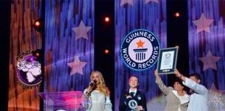 Venezuela alcanzó nuevo record Guinness
