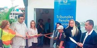 Inaugurado nuevo tribunal en Carabobo