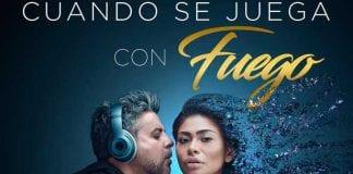"""""""Cuando se juega con fuego"""" nuevo tema de Luis Enrique"""