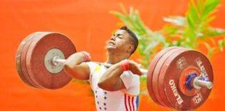 Venezuela logró dos medallas de oro y tres de bronce en Mundial de Pesas sub 17