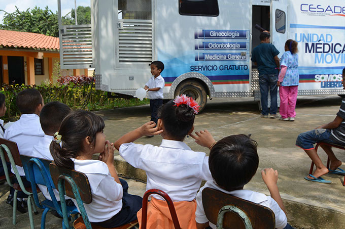 Alcaldía de Libertador realizó operativo de salud en