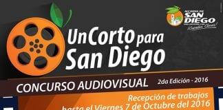"""Alcaldía de San Diego realizará las premiaciones de """"Un Corto para San Diego"""""""