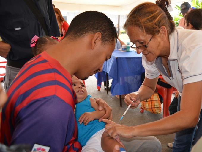 Jornada de salud gratuita fue realizada por la Alcaldía de Libertador