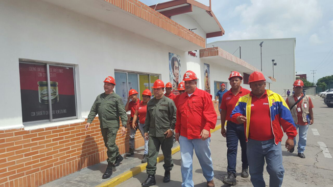 ZODI Carabobo confirmó operatividad este viernes de 59 empresas productivas