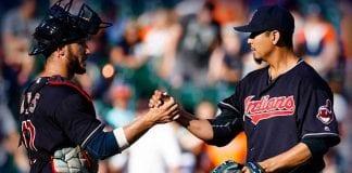 Indios de Cleveland serie mundial