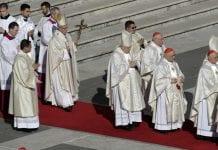 Papa Francisco proclamo nuevos santos