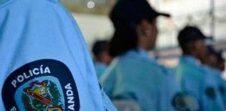 Policia de Miranda