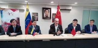 Relaciones China Venezuela