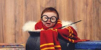 Harry Potter bebé