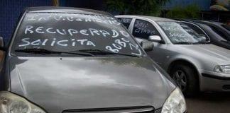 Vehiculos recuperados cicpc