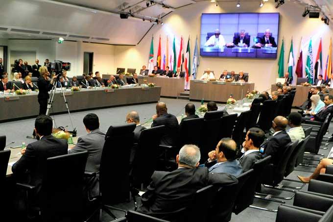 Reunión OPEP