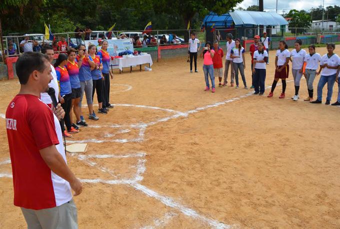 softbol femenino
