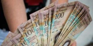 sueldo bolivares