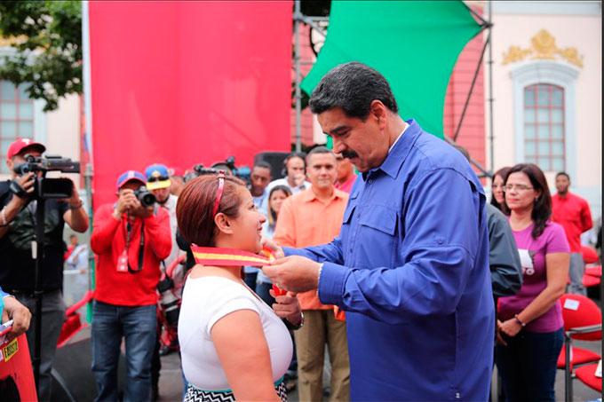 Heroínas venezolanas
