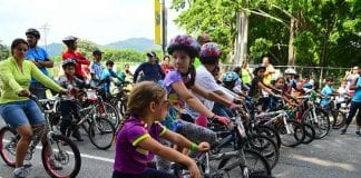 Bicicleton familiar