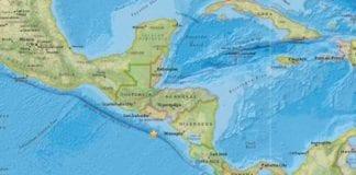 Nicaragua sismo