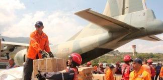 Apoyo humanitario Haiti
