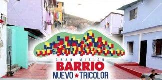 Barrio Nuevo barrio Tricolor