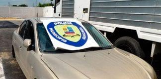 Policía municipal de guacara