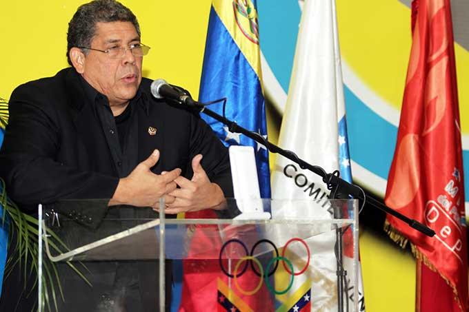 Presidente del Comité Olímpico