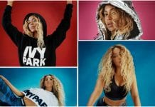 Ivy Park Beyoncé