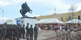 Gesta historica Puerto Cabello